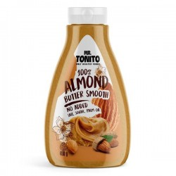 Mr. Tonito Almond Butter Smooth 400 gram