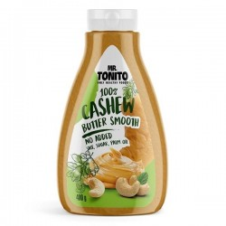 Mr. Tonito Cashew Butter Smooth 400 gram