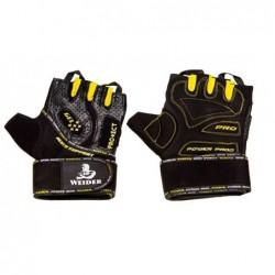 Gloves Weider Pro Yellow 1038