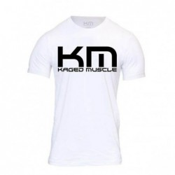 T-skjorte Kaged Muscle white