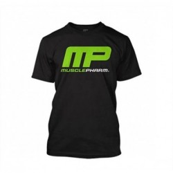 T-skjorte Muscle Pharm Black
